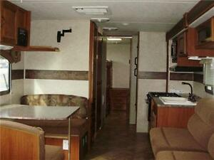 **$115 b/w (oac)** 4919 lbs, TRIPLE BUNKS, SLIDE, EXT KITCHEN! Edmonton Edmonton Area image 15