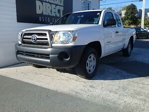2009 Toyota Tacoma TRUCK ACCESS CAB 4 PASSENGER 2.7 L