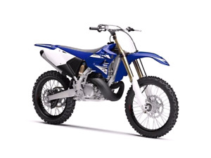 Your YZ 250 smoker