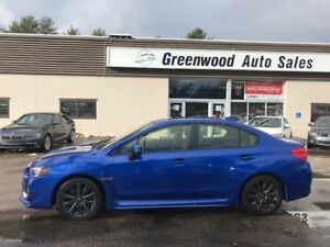 2016 Subaru WRX Sport Package AWD! SUNROOF! FUN CAR!! CALL TO...