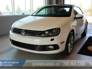 2014 Volkswagen Eos COMFORTLINE-PRICE COMES WITH A $250 GAS CARD