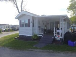 Sherkston Shores 3 Bedroom Trailer Steps From The Beach