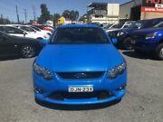 2009 Ford Falcon FG XR8 Blue 6 Speed Auto Sports Mode Sedan Greystanes Parramatta Area Preview