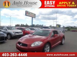 2009 Mitsubishi Eclipse GT-P MANUAL LEATHER