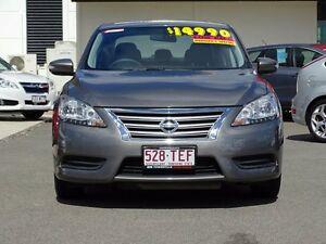 2013 Nissan Pulsar B17 ST Bronze 6 Speed Manual Sedan Garbutt Townsville City Preview