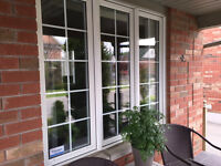 Windows (10) & Patio Door (1) used For Sale