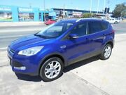 2016 Ford Kuga TF MY16.5 Trend AWD Blue 6 Speed Sports Automatic Wagon Fyshwick South Canberra Preview