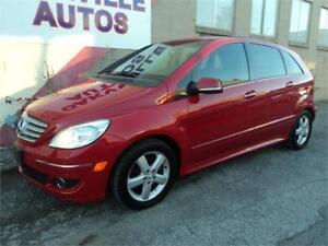 2006 Mercedes-Benz B-Class 124,000 KM, NON TURBO SAFETY INCL