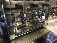CAFE MACHINE 2 GROUP COMMERCIAL KITCHEN CATERING EQUIPMENT CAFE MACHINE CAFE SHOP RESTAURANT CAFE