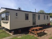 Private Luxury Static caravan sited at Weymouth Bay Haven Dorset Reduced by ��2000