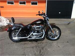 2011 Harley Davidson Sportster 1200 Low - ONLY 917 Miles!!!!