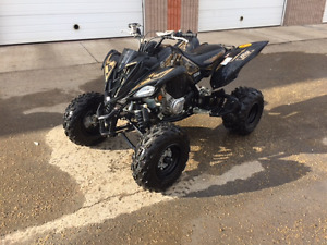 2012 YAMAHA RAPTOR 700R FOR ONLY $69 BI-WEEKLY!