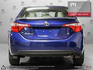 2015 Toyota Corolla S model technology package Edmonton Edmonton Area image 5