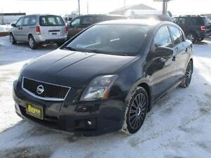 2009 NISSAN SENTRA SE-R SPEC V, ONLY 75KM, POWER ROOF $7,950
