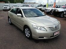 2007 Toyota Camry ACV40R 07 Upgrade Altise Gold 5 Speed Automatic Sedan Berrimah Darwin City Preview