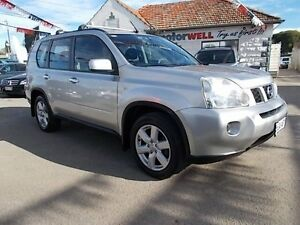 2008 Nissan X-Trail T31 TS (4x4) Silver 6 Speed Automatic Wagon Gepps Cross Port Adelaide Area Preview