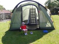 Robens Cabin 500 Family Tent. Sleeps 5. Excellent condition.