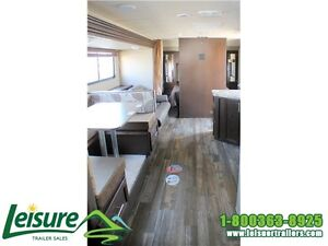 2016 Forest River Cherokee Grey Wolf 29DSFB Travel Trailer Windsor Region Ontario image 12