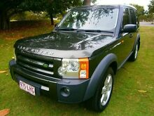 2008 Land Rover Discovery 3 Series 3 08MY SE Green 6 Speed Sports Automatic Wagon Southport Gold Coast City Preview
