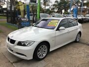 2005 BMW 320i E90 Executive White Automatic Sedan Cabramatta Fairfield Area Preview