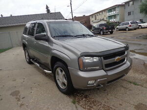 2008 Chevrolet Trailblazer 4X4 Runs And Drives Great $5950
