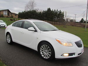 11 Buick Regal CXL:LOADED! SALE ENDS THURS DEC 15 AT 3:00!!!