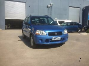 2001 Suzuki Ignis GL Blue 4 Speed Automatic Hatchback Newport Hobsons Bay Area Preview