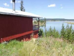 Lake Front Property For Sale in Logan Lake