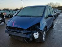 BREAKING FOR PARTS FORD GALAXY ZETEC 2007 2.0 PETROL IN BLUE AMBITION