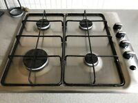 Electrolux Gas Stainless Steel Hob Model EHG 673X