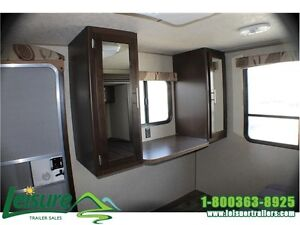 2016 Forest River Cherokee Grey Wolf 29DSFB Travel Trailer Windsor Region Ontario image 7