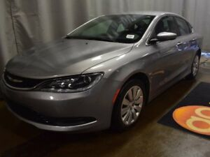 2016 Chrysler 200 LX - Media Inputs, Cruise Control + PWR Acc's!