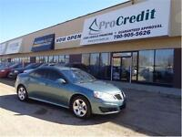 2009 Pontiac G6. Now located at 10110 82 Ave.