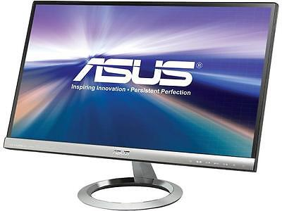 "شاشة ليد جديد ASUS MX239H Silver / Black 23"" 5ms (GTG) HDMI Widescreen LED Backlight LCD Monit"