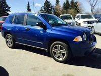 2009 Jeep Compass Sport/North 4x4 $69 BIWEEKLY WE FINANCE ALL!!