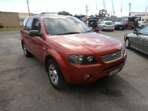 2007 Ford Territory SY TX Bronze 4 Speed Sports Automatic Wagon Wangara Wanneroo Area Preview