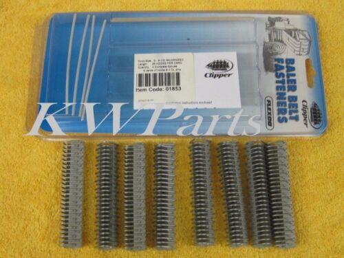 Flexco 01853 Baler Hooks  4-1/2 Rectangular High Tensile