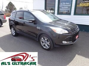2014 Ford Escape Titanium 4WD $106 weekly all in!
