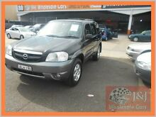 2001 Mazda Tribute Luxury Black 4 Speed Automatic 4x4 Wagon Warwick Farm Liverpool Area Preview