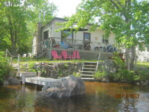 COTTAGE FOR SALE ON LAKE GEORGE N.S.