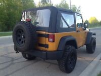 2014 Jeep Wrangler 4x4 - awesome jeep you can stop looking!