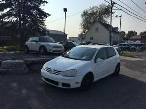 2007 Volkswagen Rabbit - 5495$ FINAN. MAISON 100% APPROUVÉ!!