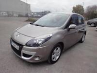 LHD 2010 Renault Megane Scenic 1.5 dci 5 Door SPANISH REGISTERED