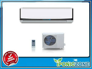 24000BTU 2Ton 15 SEER Wall Mounted Split Air Conditioner/heater
