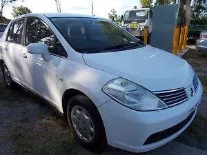 2007 Nissan Tiida Sedan Mount Louisa Townsville City Preview