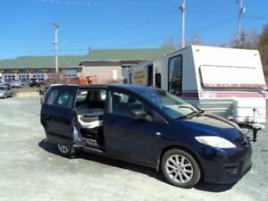 99$ bi weekly OAC! Mazda5 GT ( cruise control ) + two sets tires