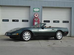 1996 Chevrolet Corvette Convertible w/ ONLY 68,000 KM's