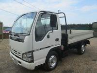 Isuzu Truck NKR 3.0CC TURBO DROPSIDE TRUCK 2008 REG