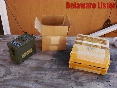 *US Military Army Radio Remote Control Unit RM-52 RM52 WW2 WWII NOS RARE!!