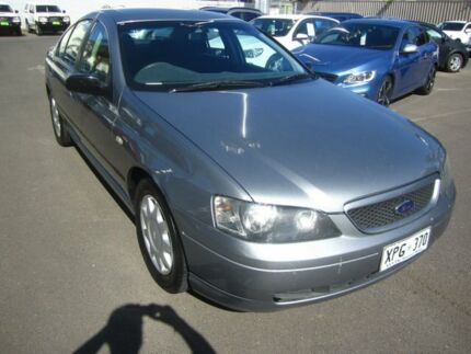 2002 Ford Falcon BA XT Grey 4 Speed Sports Automatic Sedan Melrose Park Mitcham Area Preview